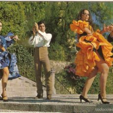 Postales: POSTAL 1781 ESPAÑA TÍPICA BAILE ANDALUZ SPAIN POSTCARD FOTO PHOTO ESPAGNE SPANIEN ANDALUCÍA. Lote 58335316