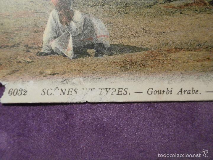 Postales: POSTAL - ETNICA - 6032 SCENES ET TYPES - GOURBI ARABE - LL - PRINCIPIOS SIGLO XX - - Foto 2 - 61259863
