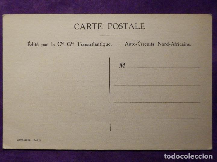 Postales: Postal - Etnica - Cie Gle Trasatlantique - Nord Africains - Devambez, Paris - Alrededor del año 1910 - Foto 2 - 63159204