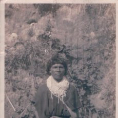 Postales: POSTAL INDIGENA COLOMBIANO - COLOMBIA. Lote 64712031