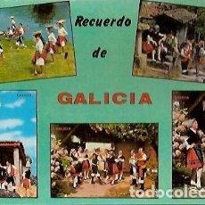 Postales: POSTAL A COLOR 965 GALICIA ESCRITA EDICIONES PARIS. Lote 67204525
