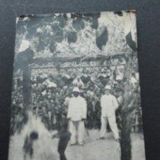 Postales: SENEGAL ESCRITA CON DIRECCIÓN A BORDEAUX FRANCIA EN 1910. Lote 71582717