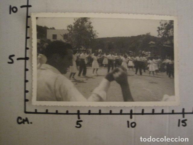 Postales: POSTAL SARDANAS -FOTOGRAFICA - VER REVERSO - (46.362) - Foto 3 - 74175435