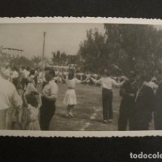 Postales: POSTAL SARDANAS -FOTOGRAFICA - VER REVERSO - (46.363). Lote 74175491