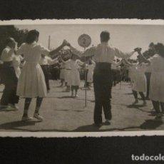 Postales: POSTAL SARDANAS -FOTOGRAFICA - VER REVERSO - (46.365). Lote 74175547
