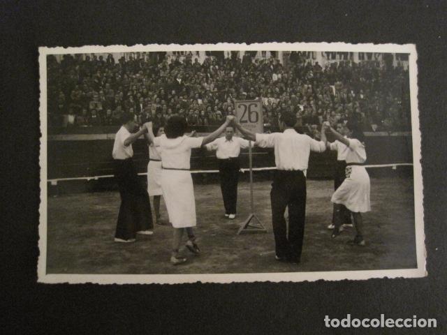 POSTAL SARDANAS -FOTOGRAFICA - VER REVERSO - (46.366) (Postales - Postales Temáticas - Étnicas)