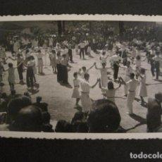 Postales: POSTAL SARDANAS -FOTOGRAFICA - VER REVERSO - (46.372). Lote 74176147