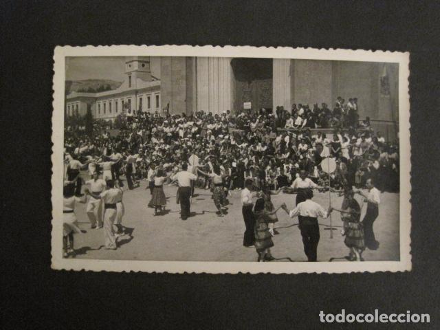 POSTAL SARDANAS -FOTOGRAFICA - VER REVERSO - (46.374) (Postales - Postales Temáticas - Étnicas)