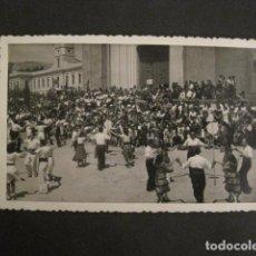 Postales: POSTAL SARDANAS -FOTOGRAFICA - VER REVERSO - (46.374). Lote 74176243