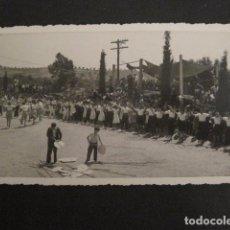 Postales: POSTAL SARDANAS -FOTOGRAFICA - VER REVERSO - (46.375). Lote 74176291