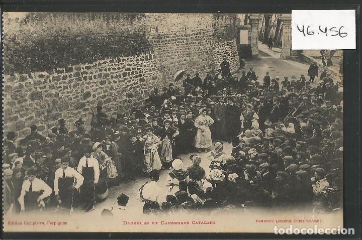 POSTAL COSTUMBRISTA - VER REVERSO - (46.456) (Postales - Postales Temáticas - Étnicas)