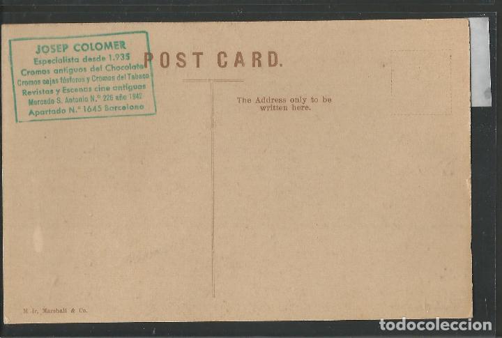 Postales: POSTAL ETNICA - COSTUMBRES - VER REVERSO - (46.668) - Foto 2 - 76907167
