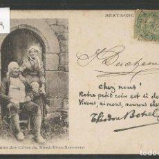 Postales: POSTAL ETNICA - COSTUMBRES - VER REVERSO - (46.669). Lote 76907231