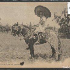 Postales: POSTAL ANTIGUA - ETNICA - COSTUMBRISTA -VER FOTOS-(46.873). Lote 78652885