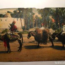 Postales: RM400 TARJETA POSTAL ORIGINAL AÑOS 20/30 ARABE. Lote 79564509