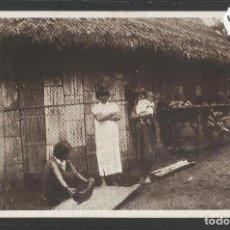 Postales: INDIA MOLIENDO YUCA -VER REVERSO -(47.047). Lote 81937804