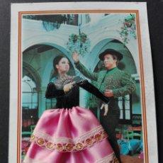 Postcards - Postal bordada traje típico - 82479690