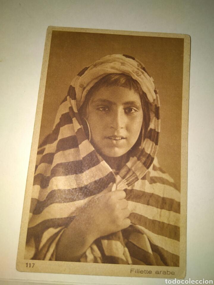 POSTAL NIÑA ÁRABE / FILLETTE ÁRABE N ° 117 - EDICIONES L&L (Postales - Postales Temáticas - Étnicas)