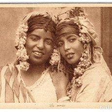 Postales: POSTAL 'LES AMIES' DE LOS AÑOS 1910 L&L ÉDITEURS 189 - NO CIRCULADA. Lote 91022160