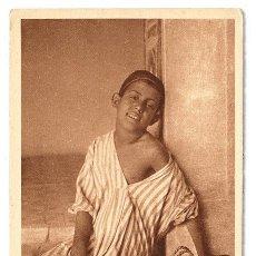 Postales: POSTAL 'LE PETIT PORTEUR' DE LOS AÑOS 1910 L&L ÉDITEURS 197 - NO CIRCULADA. Lote 91022235