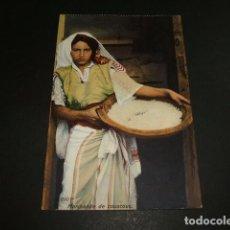 Postales: VENDEDORA DE CUS CUS POSTAL ETNICA. Lote 93874245