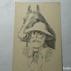 Postales: POSTAL EXTRANJERA DIBUJADA SALTA --GAUCHO BB. Lote 95777527