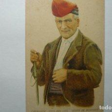 Postales: POSTAL EXTRANJERA CATALUÑA-TIPO DEL PAIS-GENTE DE MONTAÑA BB. Lote 99301539