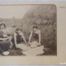 Postcards - INDIAS MOLIENDO SAL. Ed Carlos Brandt nº 822 - 99669171