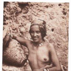 Postales: POSTAL MUJER ÁRABE DESNUDA 1910-1920S . Lote 100539303