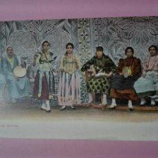 Postales: POSTAL EGIPTO DANSE DE VENTRE. Lote 105110848