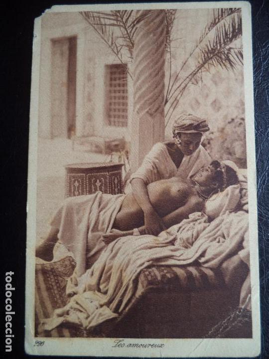 POSTAL FOTOGRAFICA.LES AMOREUX.L& (Postales - Postales Temáticas - Étnicas)