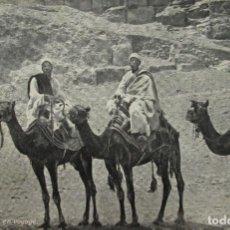POSTAL - BEDUIN EN VOYAGE - EGIPTO - AFRICA