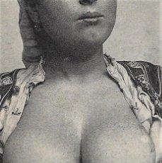 Postales: POSTCARD NUDE NAKED WOMAN AFRICA MOORISH ARAB ETHNIC C1910-1920S REAL PHOTO. Lote 118314371