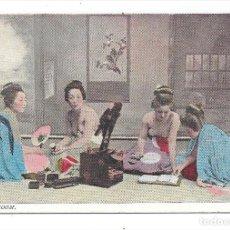 Postales: POSTCARD NUDE NAKED JAPAN WOMAN VERY RARE SCARCE REAL PHOTO. Lote 118314503