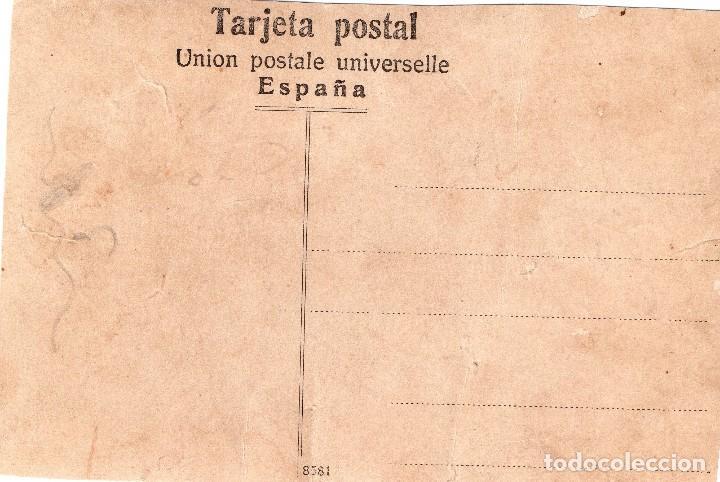 Postales: FAMILIA ESPAÑOLA . TARJETA POSTAL UNION POSTALE UNIVERSELLE - Foto 2 - 119348411