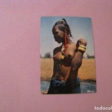 Postales: ÁFRICA EN COLORES. L'AFRIQUE EN COULEURS. ED. HOA-QUI. SIN CIRCULAR.. Lote 128384367