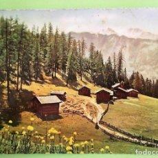 Cartoline: VISTA CAMPESTRE DE POSTAL ITALIANA. USADA. COLOR. Lote 131219320