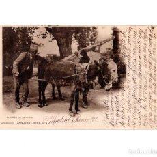 Postales: EL CIEGO DE LA NORIA. - COLECCIÓN CÁNOVAS. Lote 148349866