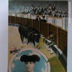 Postales: COLECCIÓN DE 16 POSTALES DE TOREROS. Lote 149288942