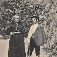 Postales: PYRÉNEES.- COSTUMES OSSALOIS. Lote 150956566
