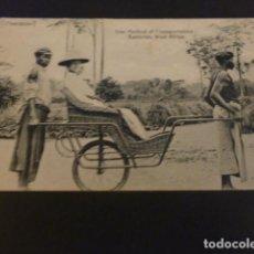 Postales: CAMERUN TIPOS POSTAL ETNICA. Lote 155170946