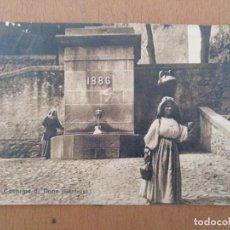 Postales: POSTAL ETNICA COSTUMI DE BONO (CERDEÑA-ITALIA) CIRCULADA 1932. Lote 158026078