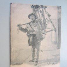 Postcards - POSTAL HAUSER Y MENET EL AFILADOR - 161434946