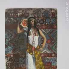 Postales: POSTAL ETNICA-DESNUDO-TIPO ARABE-TIPO ORIENTE-EDICION L&L-VER FOTOS-(60.435). Lote 168201432