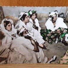 Postales: ANTIGUA POSTAL ETNICA DE ARGELIA - ALGERIE. Lote 173068135