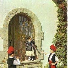 Postales: POSTAL A COLOR FOLKLORE CATALAN ORFEO CANIGO I PERPINYA EDITIONS DE LUXE. Lote 173069479