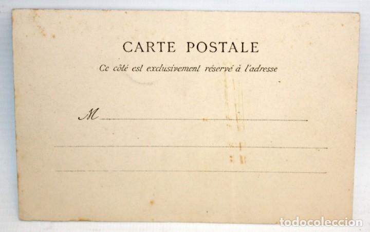 Postales: ANTIGUA POSTAL ESTEREOSCOPICA - MUSICOS DE UNA TRIBU AFRICANA. SIN CIRCULAR - Foto 2 - 173181747