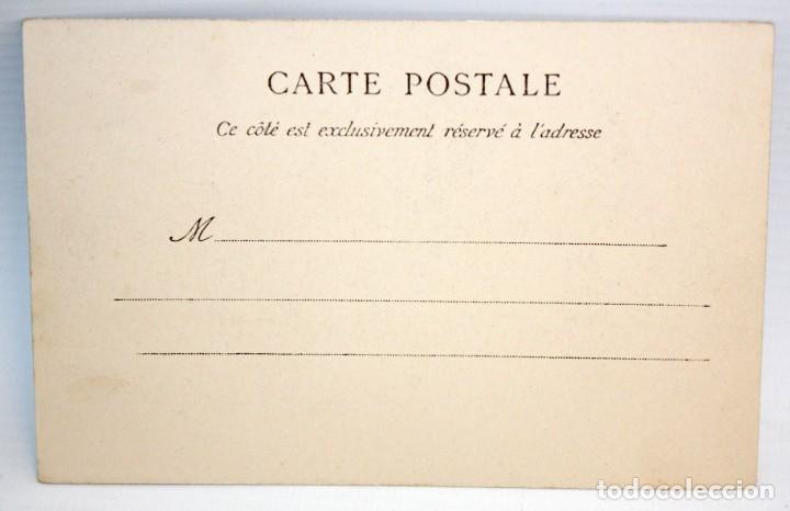 Postales: ANTIGUA POSTAL ESTEREOSCOPICA - LE DEPART POUR LA FANTASIA. SIN CIRCULAR - Foto 2 - 173181865