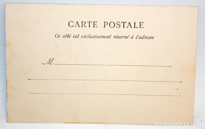 Postales: POSTAL ESTEREOSCOPICA - FANTASIA, CAVALIER PORTEUR DU DRAPEAU . SIN CIRCULAR - Foto 2 - 173181908
