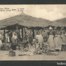 Postales: CONGO BELGA-POSTAL ANTIGUA-VER REVERSO-(61.460). Lote 173815534